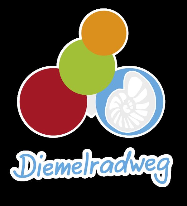Logo-Diemelradweg